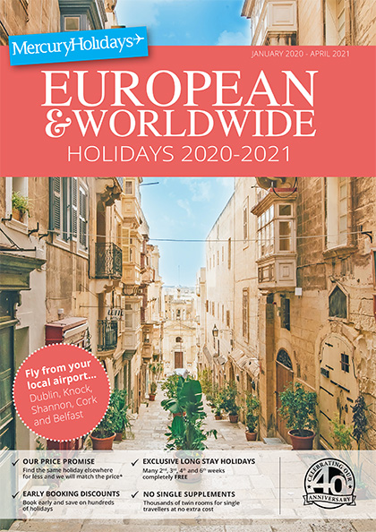 Online Brochure: Worldwide Holidays 2020-2021
