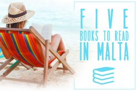 5 books to read in Malta