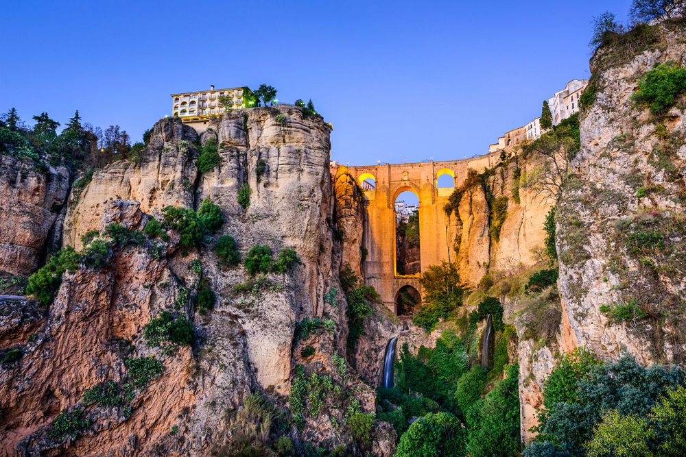 Amazing attractions in Andalucia