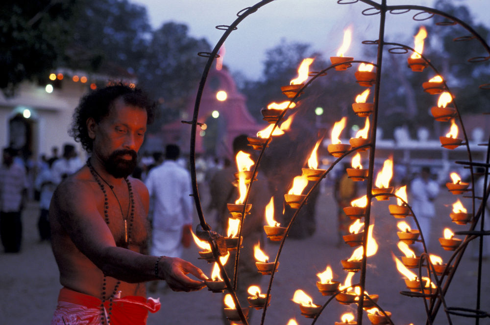 Festivals in Sri Lanka