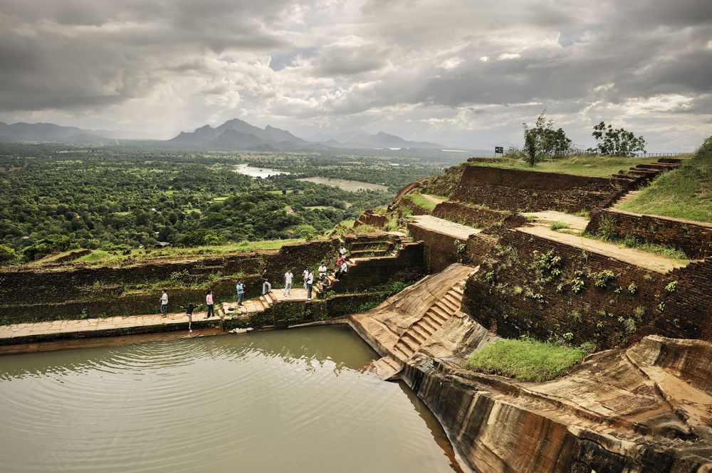 Explore Sigiriya Rock
