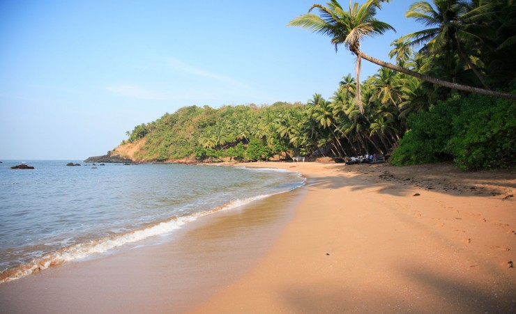 """Beach in Goa"""