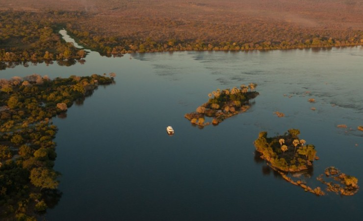 """Zambezi River Cruise"""