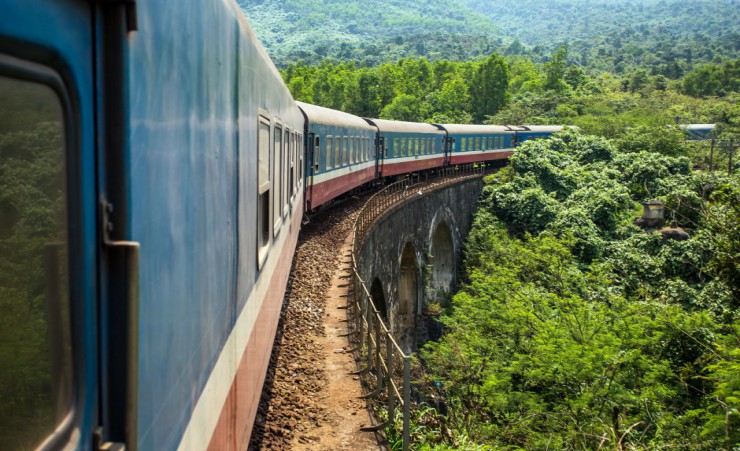 """Vietnam By Rail"""