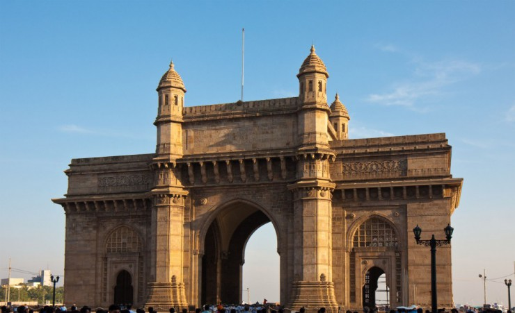 """Gateway To India At Sunset Mumbai"""
