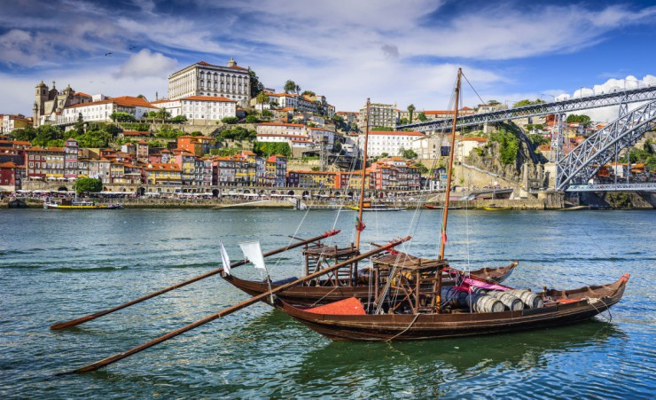"""Porto On The Douro"""