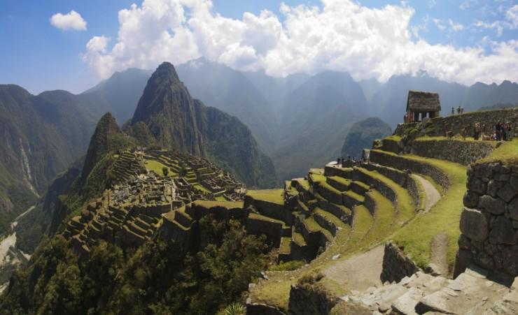 """View of Machu Picchu"""