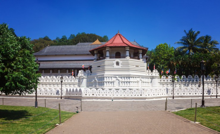 """Temple Of The Tooth   Kandy"""