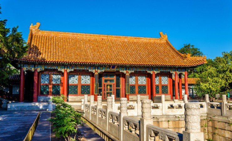 """Jade Museum At The Summer Palace"""