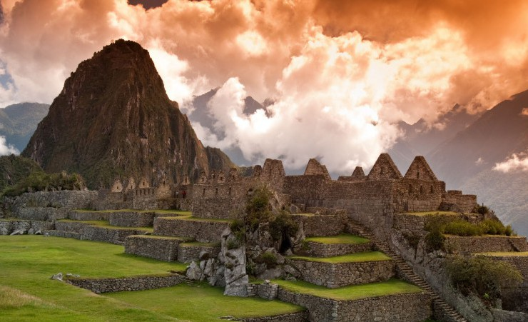 """The Lost Incan City Of Machu Picchu"""