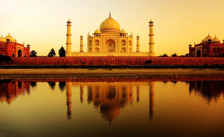 Delhi Agra And The Mighty Ganges India Tours Mercury Holidays Ireland