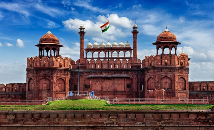 """Red Fort"""