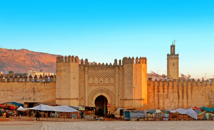 """Ancient Medina Of Fez"""