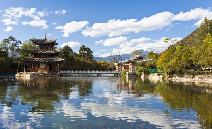 """Lijiang Old Town"""