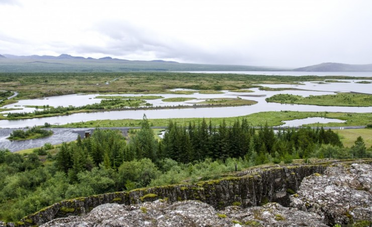 """Thingvellir National Park"""