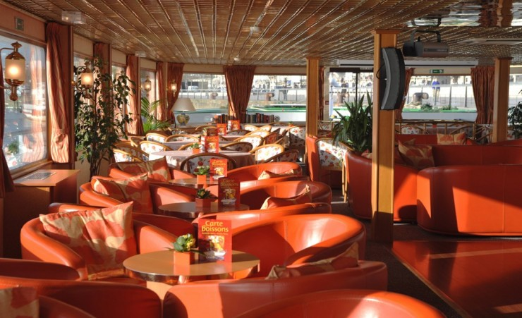 """Salon On The Princess Aquitaine"""