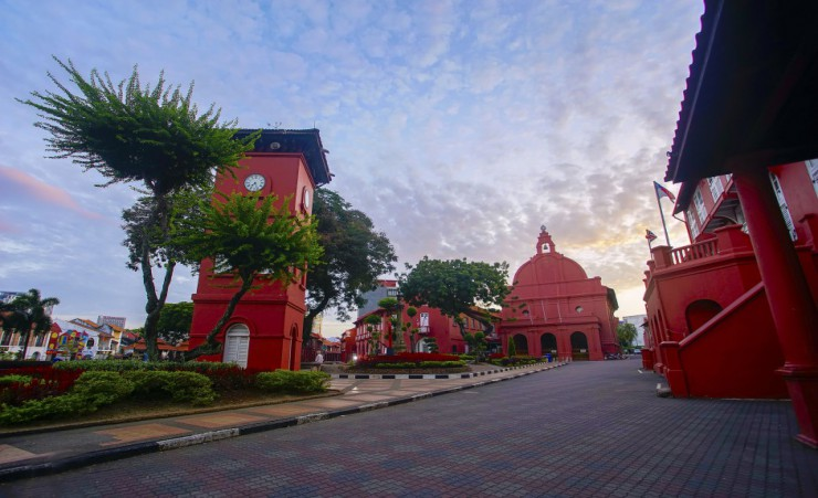 """Red Square Malacca"""