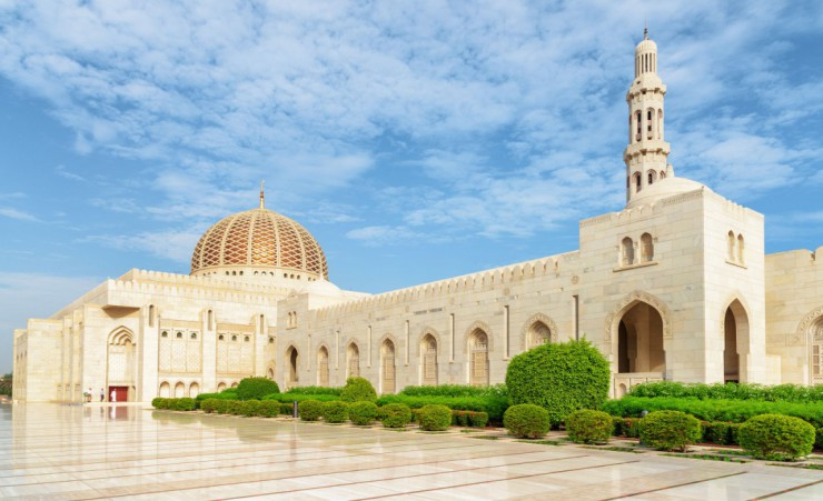 """Grand Mosque"""