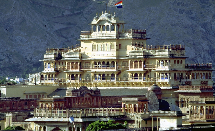 """Jaipur City Palace"""