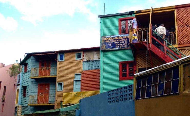 """La Boca Neighbourhood"""