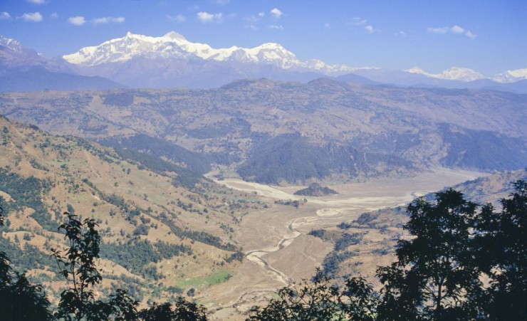 """Scenery Near Pokhara"""