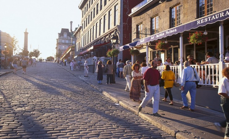 """Place Jacques Cartier Montreal"""
