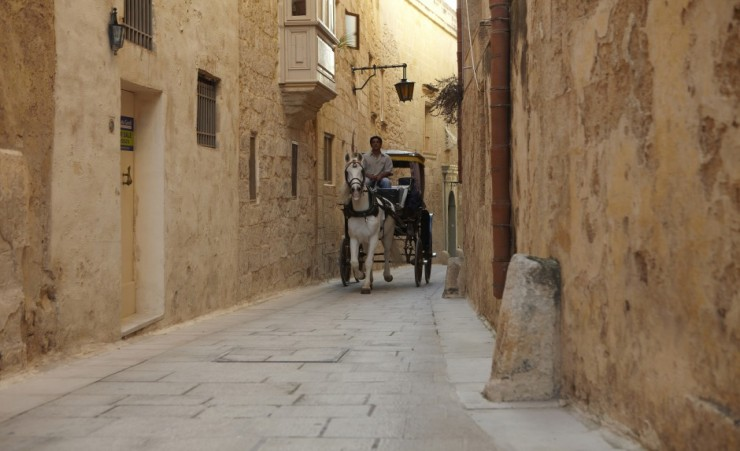 """The Streets Of Mdina"""