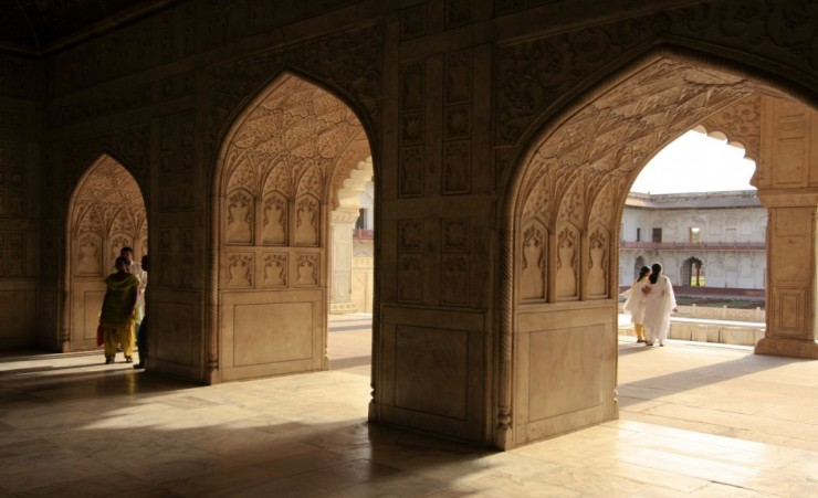 """Agra Red Fort"""