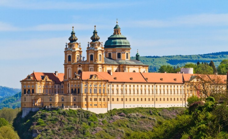 """Melk Abbey"""