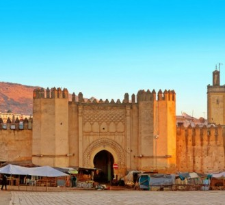 Imperial Cities of Morocco