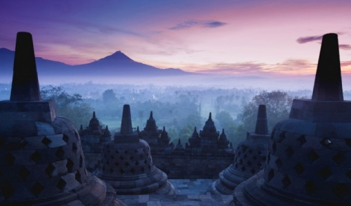 Indonesia's Java and Bali