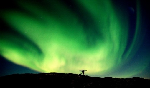 Iceland's Northern Lights SIC