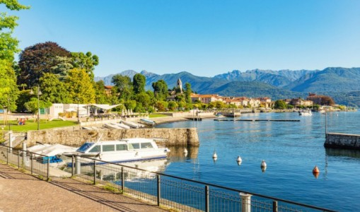 The Italian Lakes Lake Maggiore