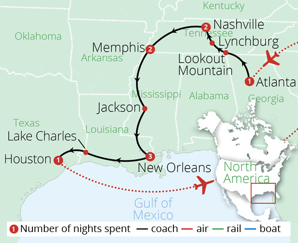 USA Tours\