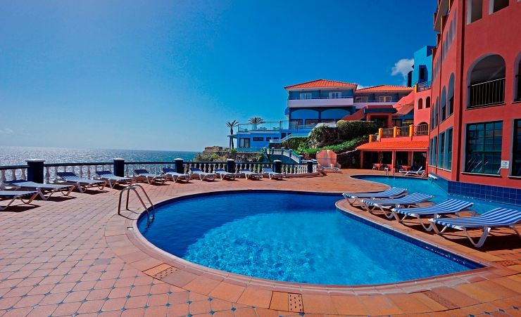 Royal Orchid Hotel Canico Hotels In Madeira Mercury