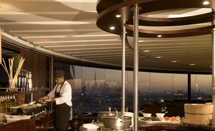 Al Dawaar The Revolving Restaurant