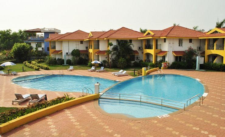 Baywatch Resort South Goa Hotels In Goa Mercury
