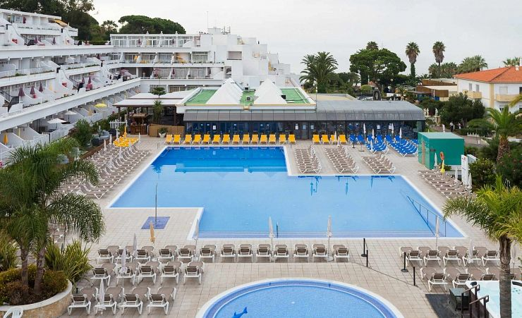 Muthu clube praia da oura albufeira hotels in algarve - Cheap hotels in ireland with swimming pool ...