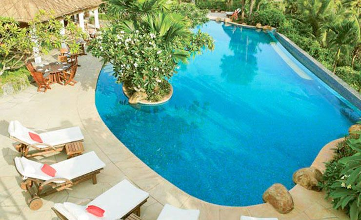 Taj Green Cove Resort and Spa Kovalam - Seaside Stay