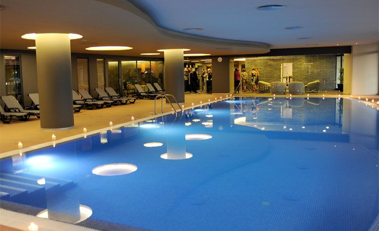 Internal Swimming Pool