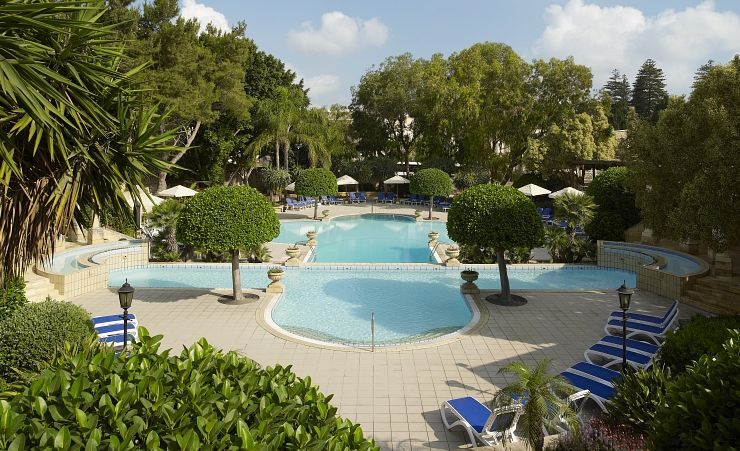 Corinthia Palace Hotel and Spa