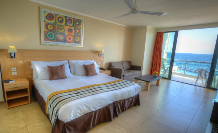 Twin Superior Seaview Room