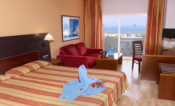 Seaview Twin Room