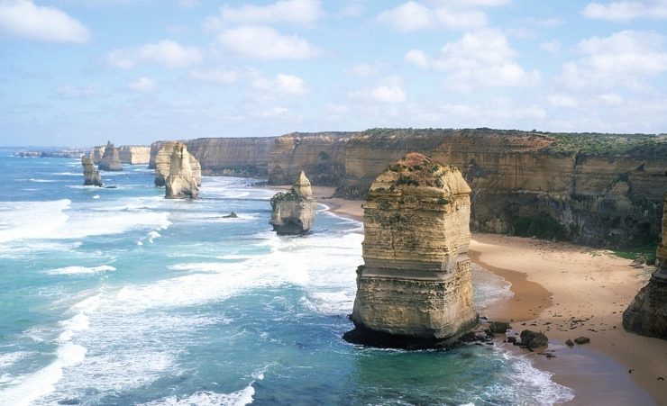 """Twelve Apostles On The Great Ocean Road"""