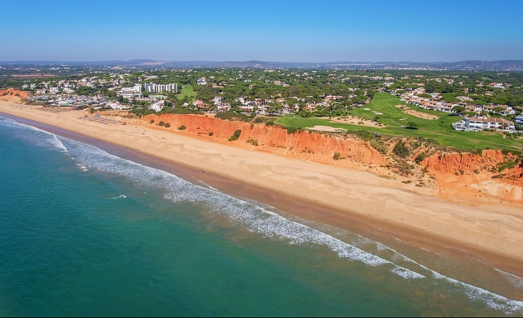 """Vale Do Lobo Coastline"""