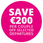 Save €200 per couple